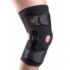 Бандаж для колена К-1ПШ-2 с полицентрическими шарнирами с регулируемым углом