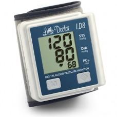 Автоматический тонометр Little Doctor LD-8 на запястье